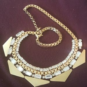 Fossil Statement Necklace